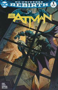 [Batman #1 (Paralel Evren Istanbul Variant) (Product Image)]