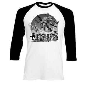 [Rogue One: A Star Wars Story: Baseball Shirt: AT-ACT (Product Image)]