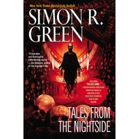 [Simon R.Green Signing Tales From The Nightside (Product Image)]