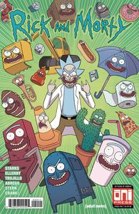 [Rick & Morty #40 (Cover A) (Product Image)]