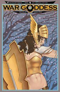 [War Goddess #5 (Art Nouveau Variant) (Product Image)]