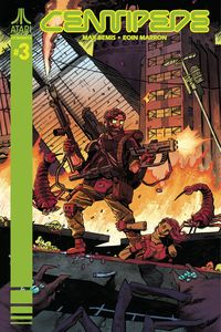 [Centipede #3 (Cover B Marron) (Product Image)]