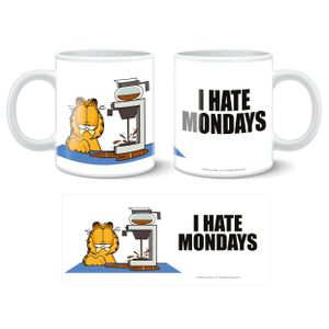 [Garfield: Mug: I Hate Mondays (Product Image)]