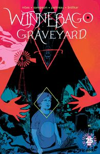 [Winnebago Graveyard (Forbidden Planet Exclusive Mini Print Edition) (Product Image)]