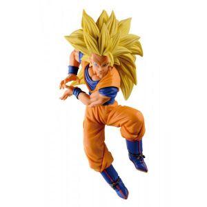 [Dragon Ball: Super Scultures Big Boudoukai Statue: Volume 6: Super Saiyan 3 Goku (Product Image)]