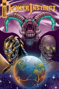 [Killer Instinct #6 (Cover B Sarraseca) (Product Image)]