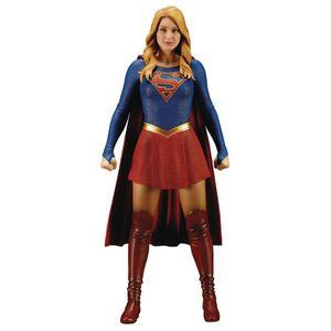 [DC: Supergirl TV Series: ArtFX+ Statue: Supergirl (Product Image)]