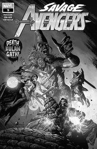 [Savage Avengers #9 (Product Image)]