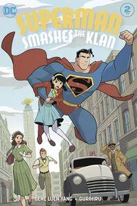 [Superman: Smashes The Klan #2 (Product Image)]