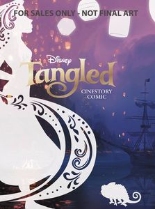 [Disney: Tangled Cinestory (Collector's Edition Hardcover) (Product Image)]