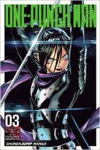 [One-Punch Man: Volume 3 (Product Image)]