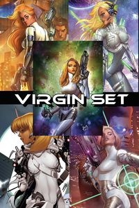 [Cyber Spectre #1 (Virgin Cover Set - Signed Edition) (Product Image)]
