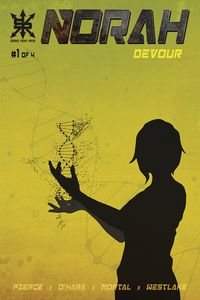 [The cover for Norah: Volume 2 #1]