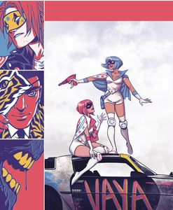 [True Lives Of The Fabulous Killjoys: National Anthem #1 (Cover B Cloona) (Product Image)]