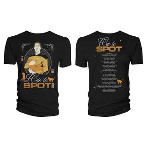 [Star Trek: The Next Generation: The 55 Collection: T-Shirt: Ode To Spot (Product Image)]