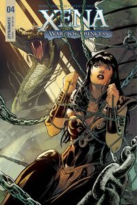 [Xena #4 (Cover B Cifuentes) (Product Image)]
