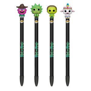 [Rick & Morty: Pop! Vinyl Pen Toppers: Series 2 (Product Image)]