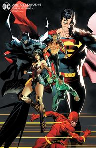 [Justice League #45 (Dan Mora Variant Edition) (Product Image)]