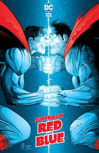 [Superman: Red & Blue #4 (Product Image)]