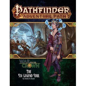 [Pathfinder: Adventure Path: The Six-Legend Soul (Product Image)]
