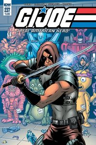 [G.I. Joe: A Real American Hero #237 (Product Image)]
