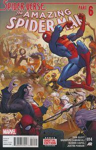 [Amazing Spider-Man #14 (Product Image)]
