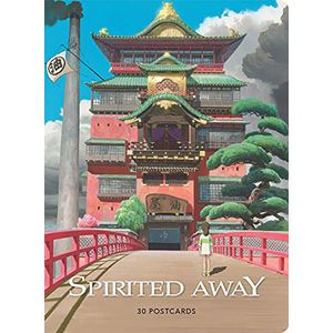 [Spirited Away: 30 Postcards (Product Image)]