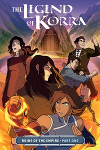 [The Legend Of Korra: Ruins Of The Empire: Part One (Product Image)]
