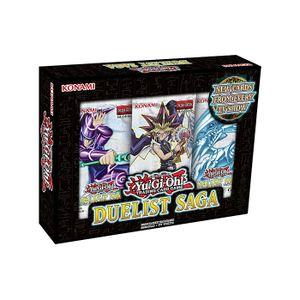 [YU-GI-OH!: Duelist Saga Box (Product Image)]