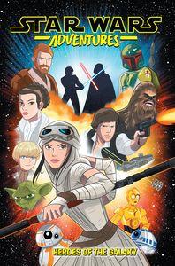 [Star Wars Adventures: Volume 1 (Product Image)]