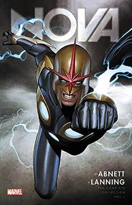 [Nova: By Abnett & Lanning: Complete Collection: Volume 1 (Product Image)]
