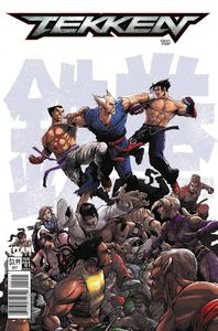 [Tekken #1 (Cover B Tong) (Product Image)]