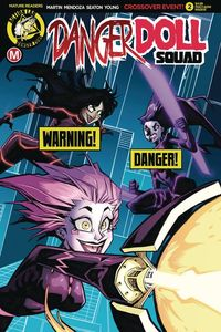 [Danger Doll: Squad #2 (Cover F Maccagni Risque) (Product Image)]