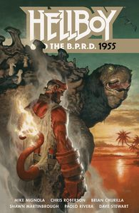 [Hellboy & The B.P.R.D: 1955 (Product Image)]