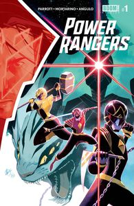 [Power Rangers #1 (Cover A Scalera) (Product Image)]