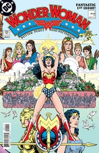 [Wonder Woman #1 (Facsimile Edition 1987) (Product Image)]