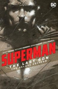 [Superman: The Last Son (Deluxe Edition Hardcover) (Product Image)]