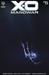 [X-O Manowar (2020) #5 (Cover A Rahzzah) (Product Image)]
