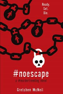 [#MurderTrending: Book 3: #NoEscape (Hardcover) (Product Image)]