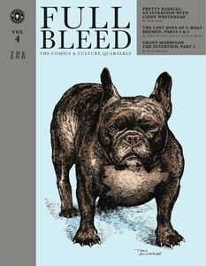 [Full Bleed Comics & Culture Quarterly: Volume 4: The End (Hardcover) (Product Image)]