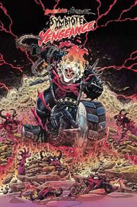 [Absolute Carnage: Symbiote Of Vengeance #1 (Codex Variant) (Product Image)]