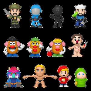 [Retro Toys Hasbro: Mystery Minis (Product Image)]