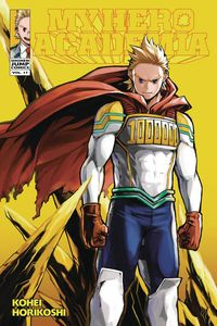 [My Hero Academia: Volume 17 (Product Image)]