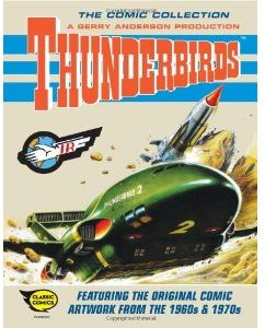 [Thunderbirds Comics Collection (Hardcover) (Product Image)]