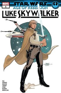 [Star Wars: Age Of Rebellion: Luke Skywalker #1 (Product Image)]