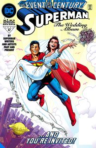 [Superman & Lois Lane: The 25th Wedding Anniversary (Deluxe Edition Hardcover) (Product Image)]