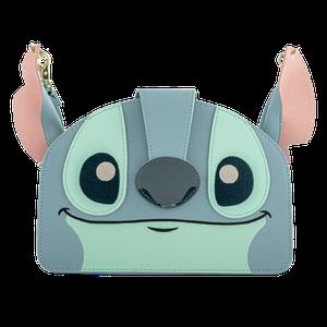 [Lilo & Stitch: Loungefly Cross Body Bag: Stitch Luau Cosplay (Product Image)]