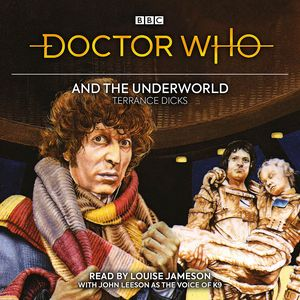[Doctor Who & The Underworld: 4th Doctor Novelisation (Product Image)]