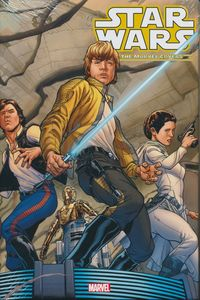 [Star Wars: Marvel Covers: Volume 1 (Hardcover - DM Edition Quesada Cover) (Product Image)]