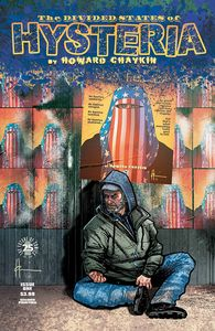 [Divided States Of Hysteria #1 (2nd Printing) (Product Image)]